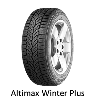 General Altimax Winter Plus